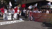 Germany: Hundreds of Kurds march in Bonn against imprisonment of PKK leader