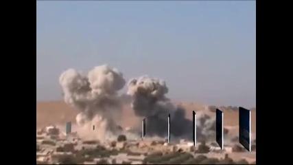 Сирийската армия обстрелва стратегически северен град
