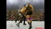 D - Lo Brown vs. Justin Credible - Wwe Heat 26.05.2002