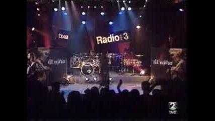 ill Nino - Unreal (на живо)
