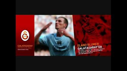Елано официално премина от Манчестър Сити в Галатасарай