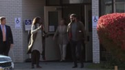 USA: Clintons cast votes in New York State
