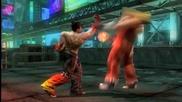 Tekken 6 Explusive Jin Trailer