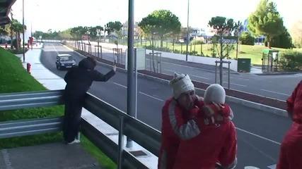 Remi Gaillard кара Формула (смях)