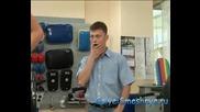Голи И Смешни - Изненада В Спортен Магазин(Скрита Камера)