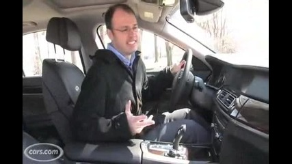2009 Bmw 750i Video Review Hd