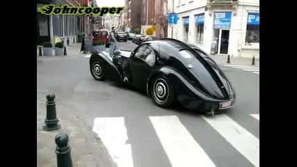 Много Рядък и Скъп Bugatti Atlantic