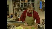 """Жак Пепен запазена марка - """"как да нарежете ябълка"""""""