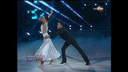 Dancing Stars - Вензи и Ралица - елиминации (27.03.2014г.)