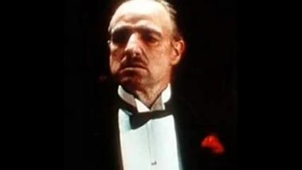 Дон Корлеоне - Марлон Брандо