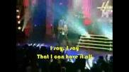 Who Said (karaoke + original backup) - Hannah Montana