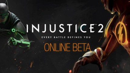 Injustice 2 Is Getting An Online Beta