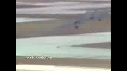 Катастрофата На B - 2 Стелт!уникални Кадри!