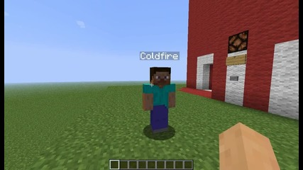 Камък, ножица, хартия - редстоун игра by Coldfire