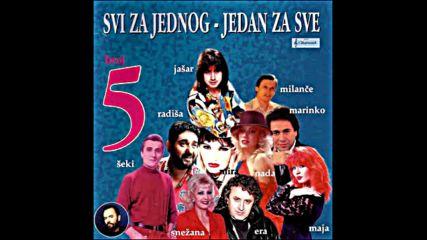 Nada Topcagic - Zora me zove - Svi za jednog-jedan za sve 5 - Audio 1996