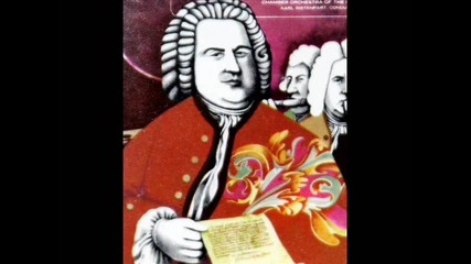 Bach / Karl Ristenpart, 1960: Brandenburg Concerto No. 4 in G major, Bwv 1049 - Allegro