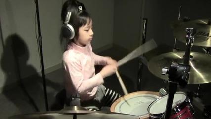 Birth _ Kat-tun Drum Cover