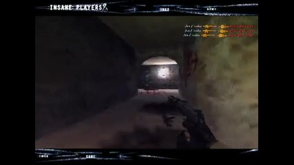 Insane Counter-strike 1.6 Frag Movie 2011