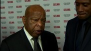 Civil Rights Legend Congressman John Lewis At 'Selma' Screening