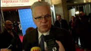Germany: Tim Robbins talks US death penalty at Berlinale