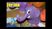 Слонче Със Странно Хоботче