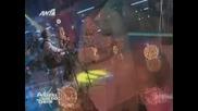 Peggy Zina - Efyges - To kalokairi - Eimai Edw Unplugged (live 25 - 12 - 08 Aksizei na to Deis)