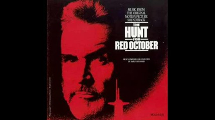 The hunt for the Red October Soundtrack