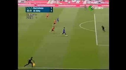 26.07 Барселона - Ал Ахли 4:1 Всички голове