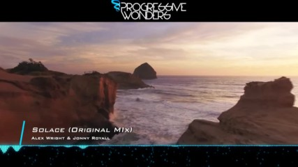 Alex Wright Jonny Royall - Solace