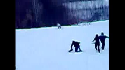 Тетевен Пързаляне