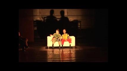 Sofia Dance Week 2008. Спектакъл на Ciplak Ayaklar (Турция) & C Dans C (Франция) - Engin-Ar