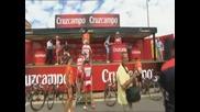 Обиколката на Испания - Осми етап - Lleida Andorra Collada de la Gallina 175.0km