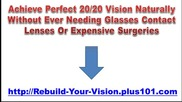 How To Increase Eye Sight