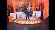 Bata Zdravkovic - Crna lepotica - Utorkom u 8 - (TvDmSat 2015)