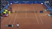Nadal vs Dodig - Barcelona 2014