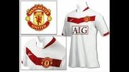 Новите Екипи На Манчестър Юнайтед 2009 - 2010