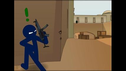 Counter - Strike - De Dust 2 Hd [hqqq]
