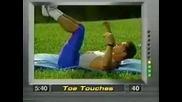 8 Минутна Тренировка За корем