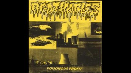 Agathocles (belgium) - Poisonous Profit - split 7´´ep w/grind Buto youtube