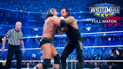 The Undertaker vs. Triple H - No Holds Barred Match: WrestleMania XXVII (Full Match - WWE Network Exclusive)