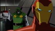 Отмъстителите: Най-могъщите герои на Земята / Доктор Дум оказва помощ на Железният Човек