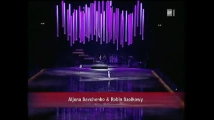 Anastacia - You ll Never Be Alone [live at Art on Ice ]