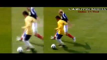 ___neymar Da Silva _ Skills 2011 _