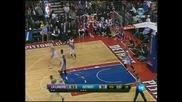 """""""ЛА Лейкърс"""" трудно победи """"Детройт"""" в НБА"""