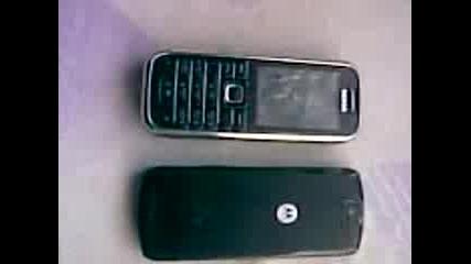 Nokia 6233 & motorola L7