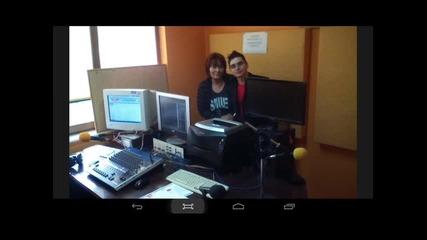 Интервю на Ники Захариев за радио Silver (втора част) - 17.06.2014 г.