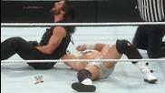 Dolph Ziggler vs. Seth Rollins: Wwe Main Event, June 10, 2014