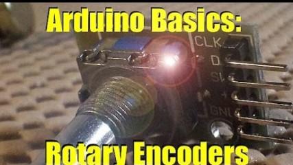 Arduino Basics   Rotary Encoders
