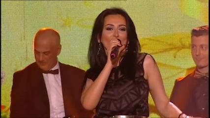 Andreana Cekic - Rodjena da placem - GNV - (TV Grand 01.01.2015)