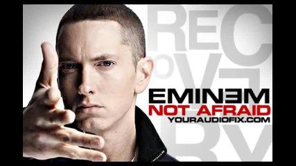 * Превод * Brand New * Eminem - Im Not Afraid * Recovery *
